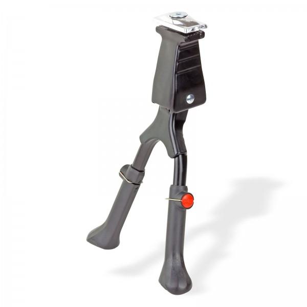 Fahrradständer Zweibein höhenverstellbar