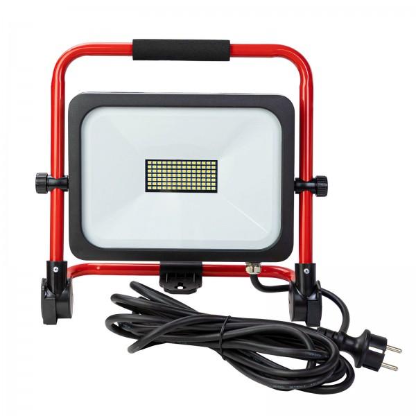 LED-Strahler Slim 50W mit Tragegestell