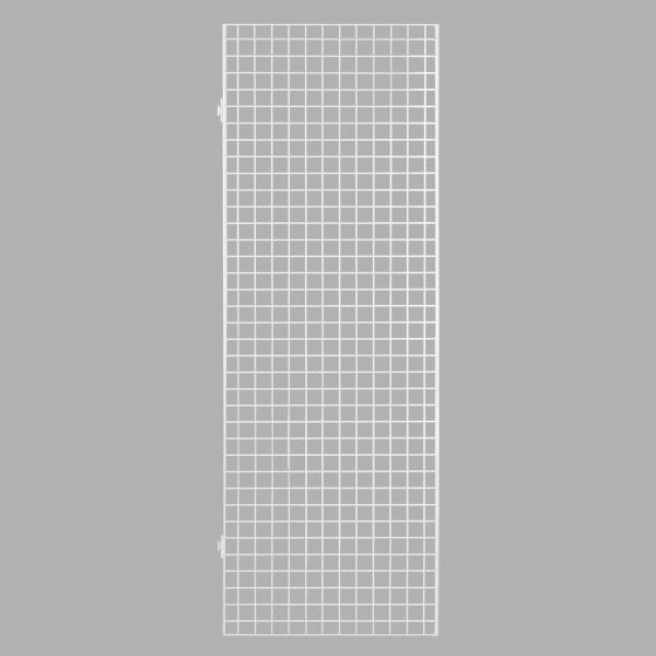 Gittermatte Side Kick 500x1470 mm RAL9010 reinweiß