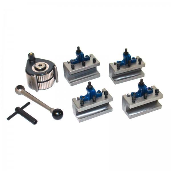 Werkzeughalter E5 für Drehmaschine 5tlg.
