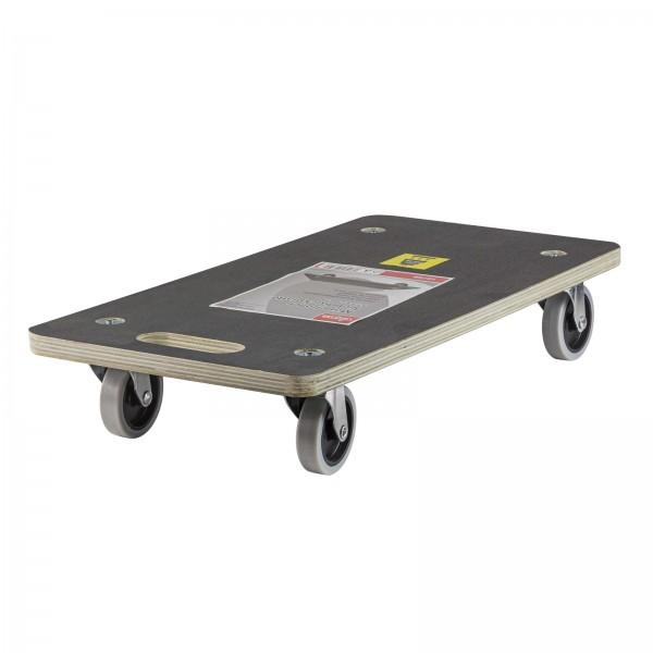 Möbelroller Siebdruckplatte 575x290 mm 200 kg