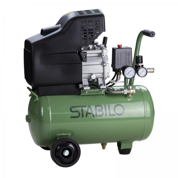 Kompressor 24 Liter mit Öl