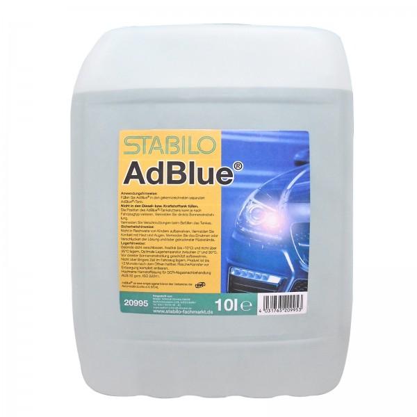 AdBlue 10ltr. Kanister mit integriertem Ausgießer