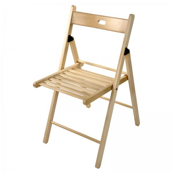 Holzklappstuhl Buche