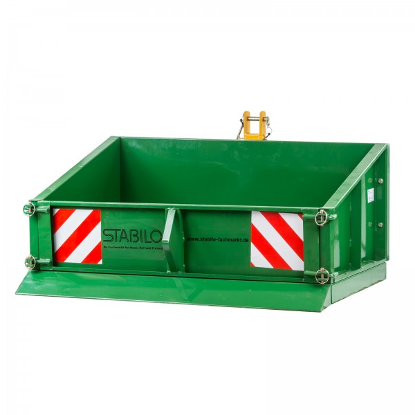 Heckcontainer DHC 120 HY