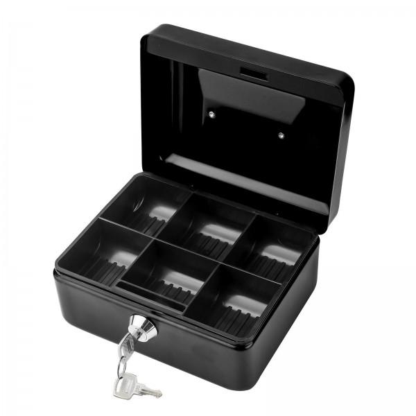 Geldkassette DGK150 schwarz