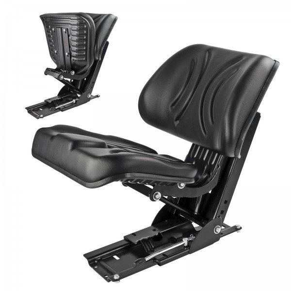 Traktorsitz STAR 13DS mit klappbarem Sitzkissen