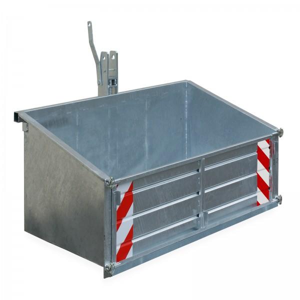 Heckcontainer LSL 12 verzinkt