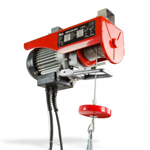 Elektroseilzug DES 400/800