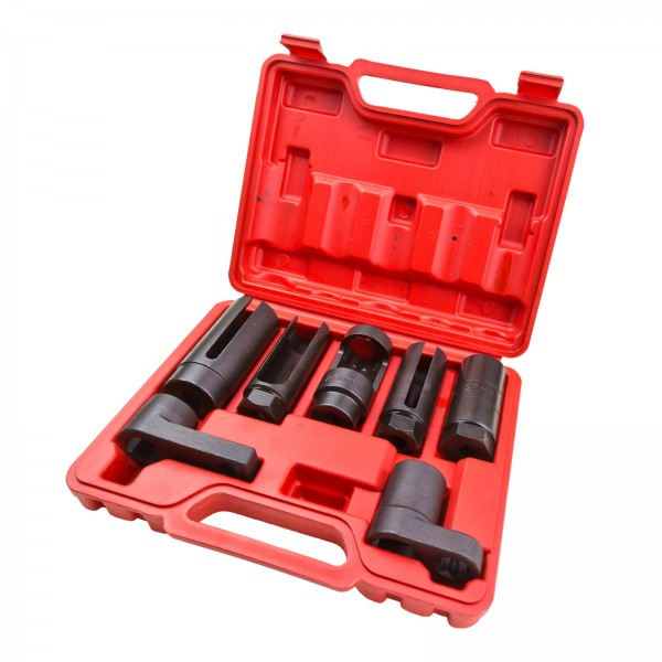 Steckschlüssel - Set für Lambdasonde 7 tlg.