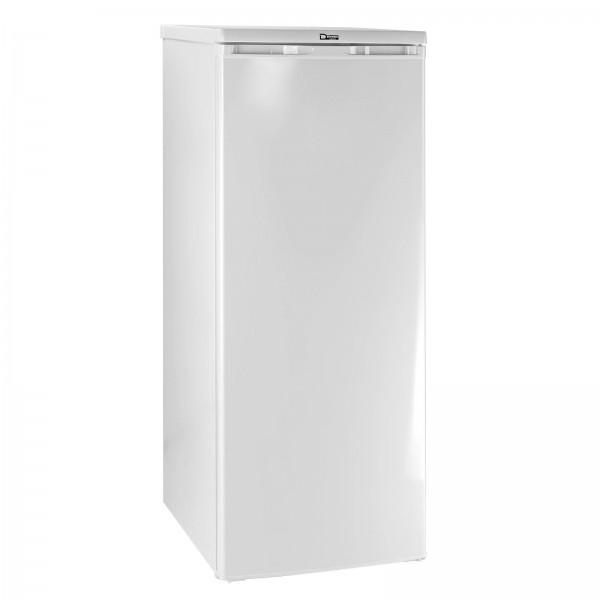 Vollraumkühlschrank Kühlschrank DKS240 237 L weiß 5 Fächer 1 Schublade