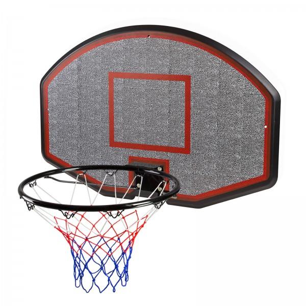Basketballbrett mit Ring und Netz