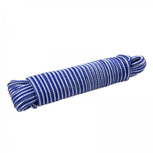 Multifunktionsseil 15 m PP blau 9,5mm