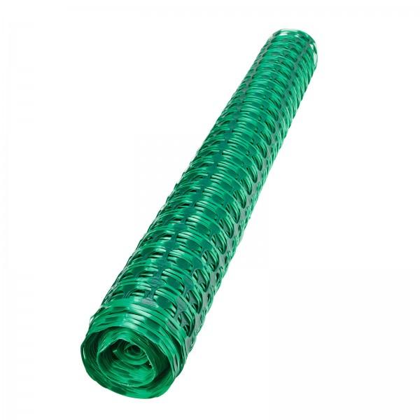 Schutznetz / Bauzaun 30x1 Meter grün