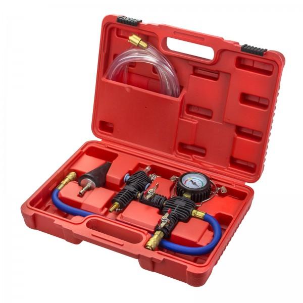 Kühlsystem Vakuum Entleer- und Befüll-Set